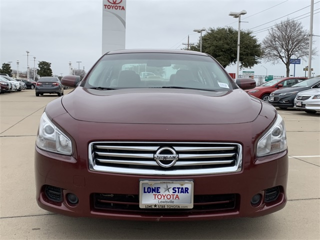 Pre-Owned 2013 Nissan Maxima 3.5 SV