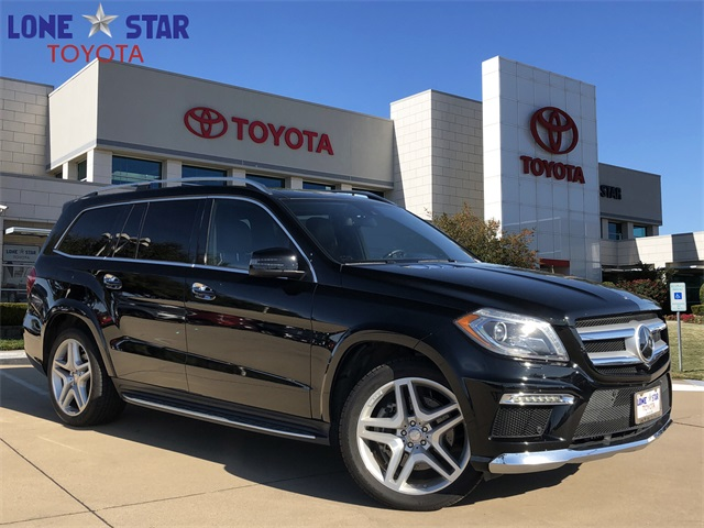 Pre-Owned 2016 Mercedes-Benz GL-Class GL 550