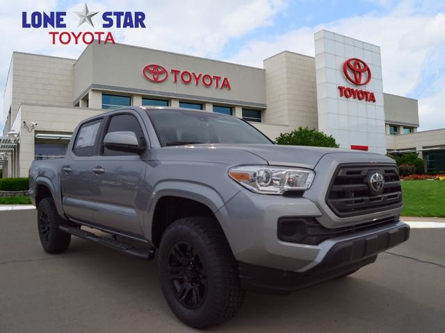 New 2019 Toyota TACOMA SR SR Double Cab 5' Bed I4 AT
