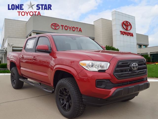 New 2019 Toyota Tacoma Sr Sr Double Cab 5 Bed I4 At Short Bed In