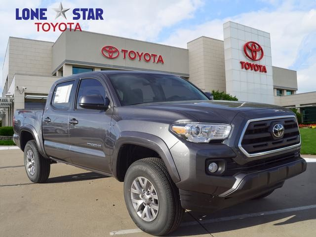 New 2019 Toyota Tacoma Sr5 Sr5 Double Cab 5 Bed V6 At Short Bed In