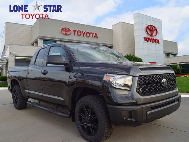 New 2019 Toyota TUNDRA 4X2 SR Double Cab 6.5' Bed 4.6L
