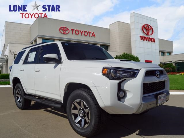 4runner Off Road >> New 2019 Toyota 4runner Trd Off Road 4d Sport Utility In Lewisville