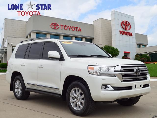 New 2018 Toyota LAND CRUISER Base