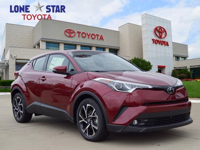 New 2019 Toyota C Hr Limited Fwd Sport Utility In Lewisville
