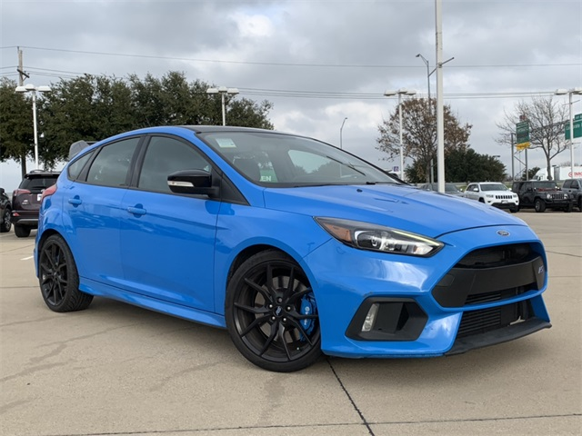Pre-Owned 2018 Ford Focus RS