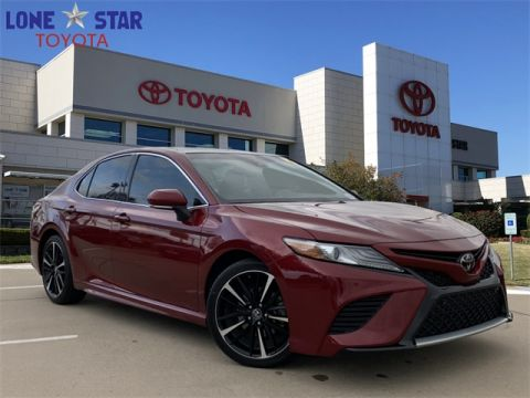 Pre-Owned 2018 Toyota Camry XSE V6