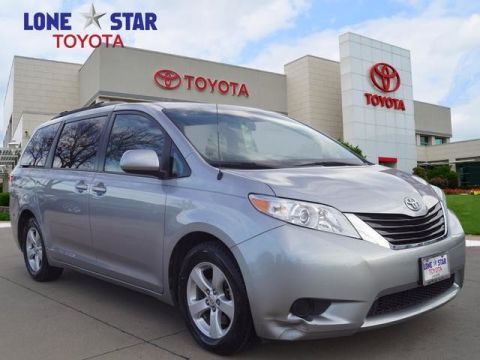 Pre-Owned 2012 Toyota Sienna 5dr 7-Pass Van V6 LE AAS FWD