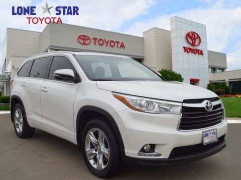 Pre-Owned 2015 Toyota Highlander FWD 4dr V6 Limited
