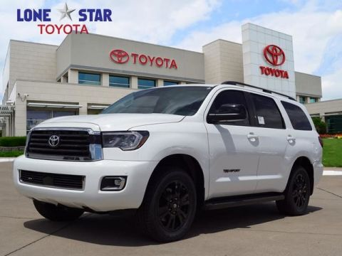 New 2018 Toyota SEQUOIA 4X2 TRD Sport