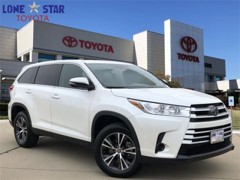 Pre-Owned 2019 Toyota Highlander LE