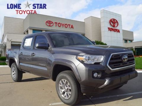 New 2019 Toyota TACOMA SR5 SR5 Double Cab 5' Bed V6 AT