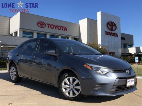 Pre-Owned 2015 Toyota Corolla L