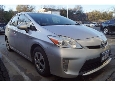 Pre-Owned 2012 Toyota Prius 5dr HB One